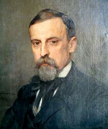 "Henryk Sienkiewicz, Nobel Prize in Literature, 1905.In Poland, he is best known for his historical novels ""With Fire and Sword"", ""The Deluge"", and ""Fire in the Steppe"" (The Trilogy) set during the 17th-century Polish-Lithuanian Commonwealth, while internationally he is best known for Quo Vadis, set in Nero's Rome"