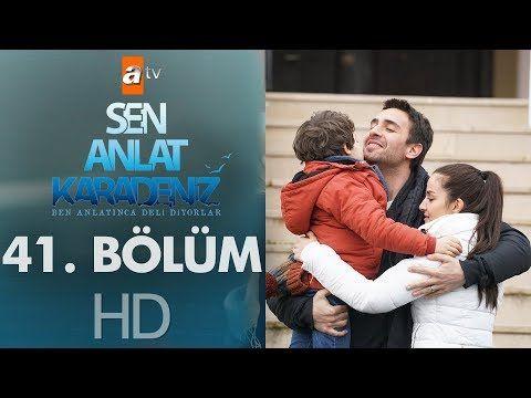 Sen Anlat Karadeniz 41 Bolum Youtube Telenovelas Youtube Image