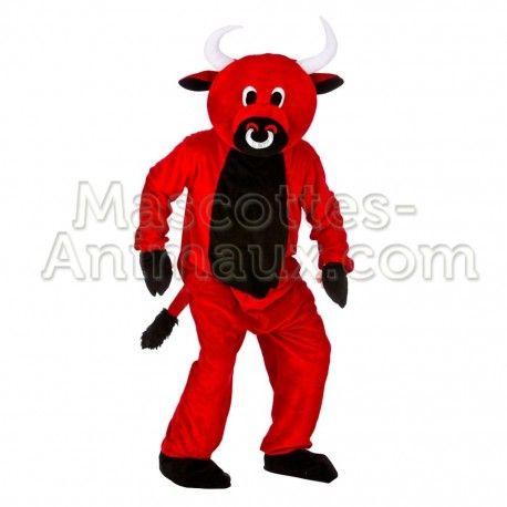 mascotte et d guisement pas cher de taureau redbull 49 http mascottes. Black Bedroom Furniture Sets. Home Design Ideas