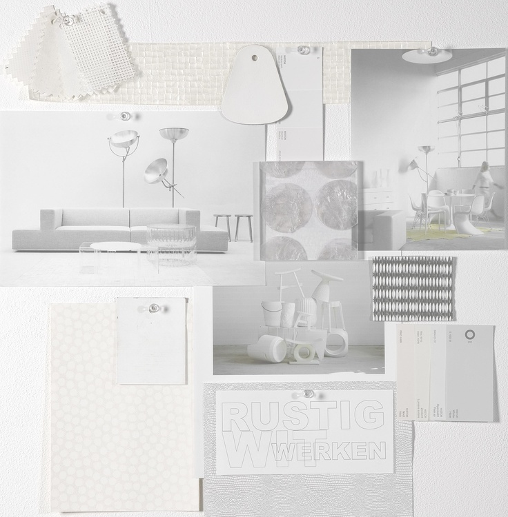 Moodboard white Loods5 styling