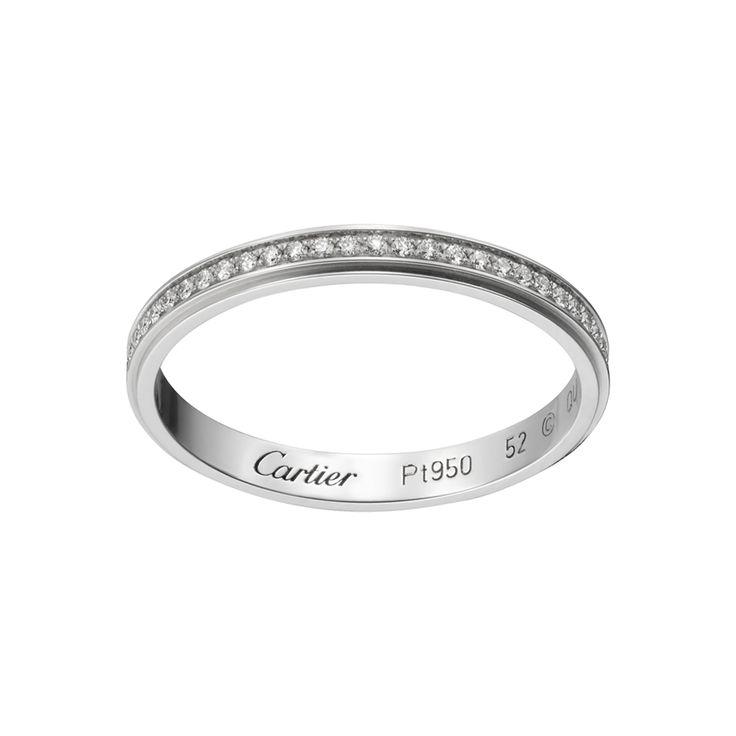 cartier damour wedding band - Cartier Wedding Ring