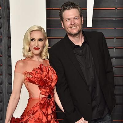 Red Carpet: Inside Gwen Stefani and Blake Shelton's Jam-Packed PDA-Filled Oscar Weekend and Red Carpet Debut: 'They Were Like Giddy Teenagers at a High School Dance' Says Source