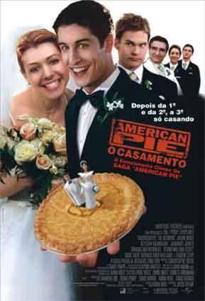 """American Pie 3: O Casamento"" (American Wedding - 2003)"