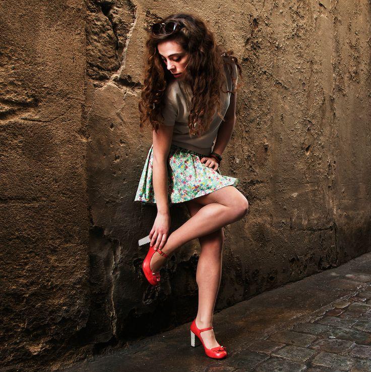 Colección Primavera Verano 2015 La Veintinueve #Heels #red #Barcelona #Shop #Boutique #Laveintinueve