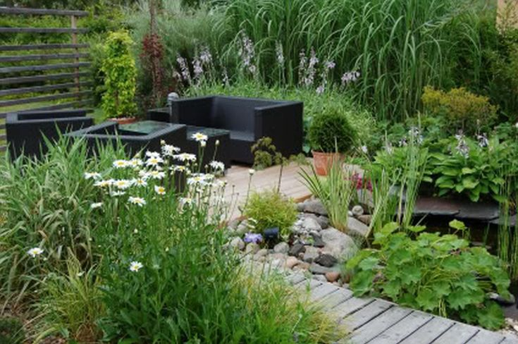 If you are looking for inspiration in garden designs, you have come to the right place. | Visit www.suomenlvis.fi/
