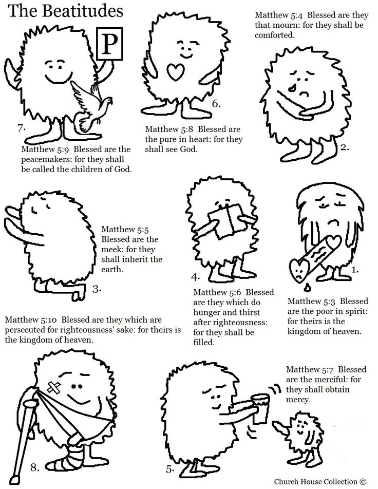 99 best images about kid min beatitudes lessons on Pinterest ...