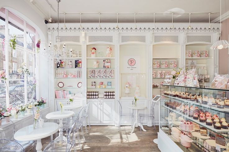 Peggy Porschen Cakes - LONDON'S 10 BEST CAKE SHOPS