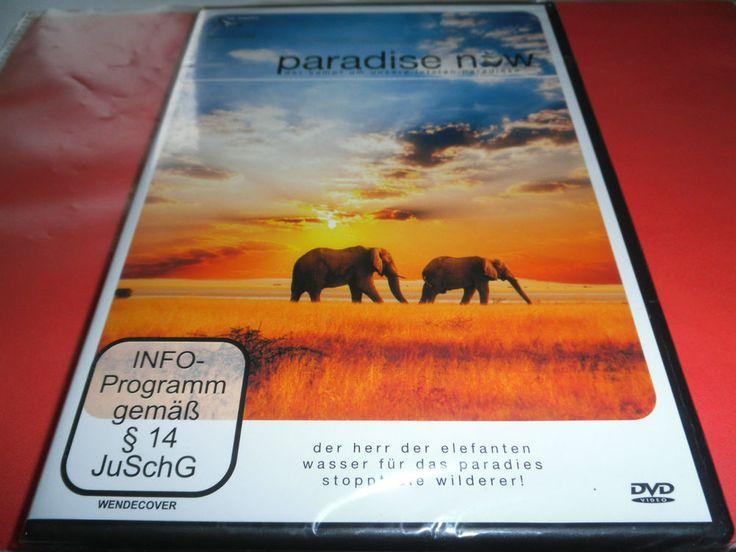 Paradise Now-Herr der Elefanten-Wasser für das Paradies-Stoppt die Wilderer-Neu