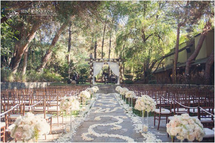 Jason Wahler and Ashley Slack get married // Calamigos Ranch Wedding » Sun & Sparrow // wedding photography & videography in Los Angeles, Santa Barbara & Southern California