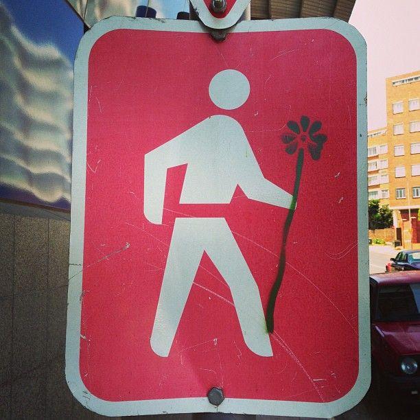 street art outside killarney mall in johannesburg