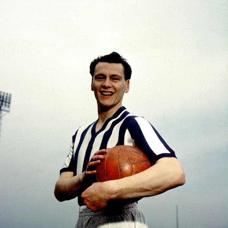 Sir Bobby Robson, 1956.