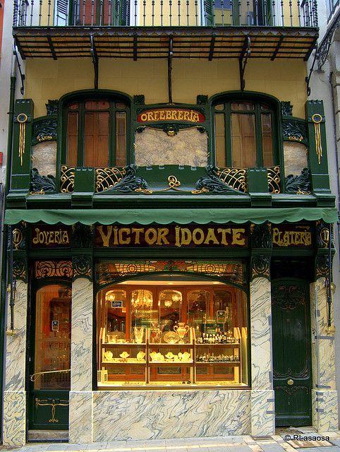 Víctor Idoate, Pamplona (Modernismo)  Spain