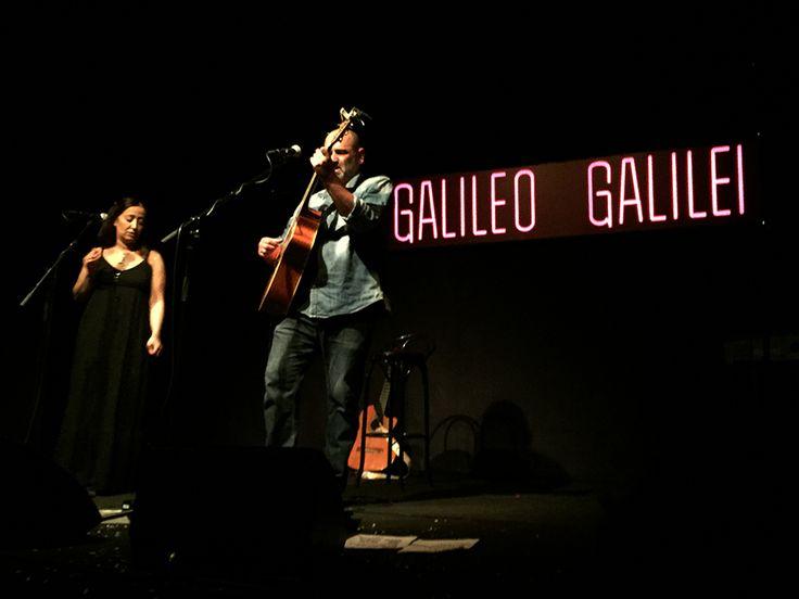 Mi primer concierto de Tontxu en Galileo Galilei