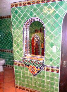 31 Best Mexican Tiles Images On Pinterest Haciendas