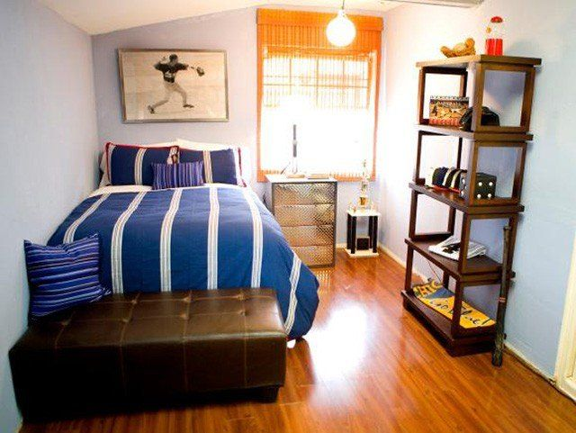 Cool 31 Bedroom Ideas For Teenage Guys With Small Rooms In