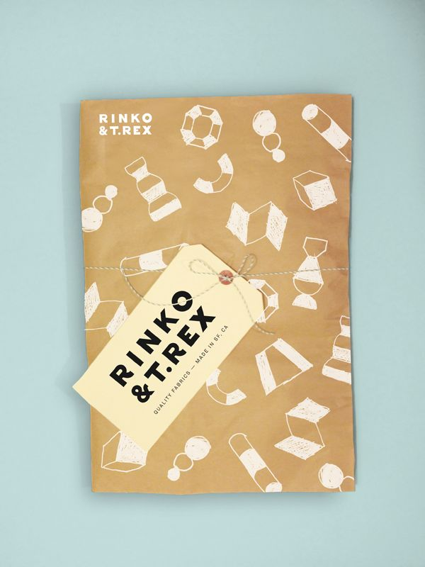Rinko & T.Rex - Jefferson Cheng — Design & illustration