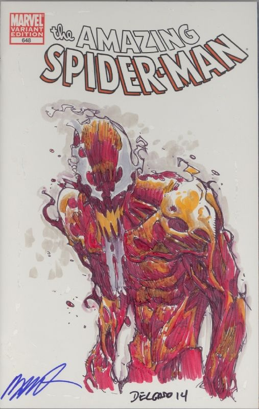 Venom X Spiderman
