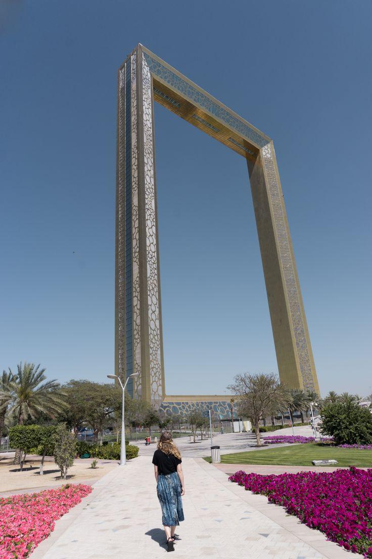 Dubai Frame   ON THE WAY TOO