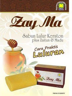 CRYSTAL X CENTRE: Sabun Lulur Zay Ma