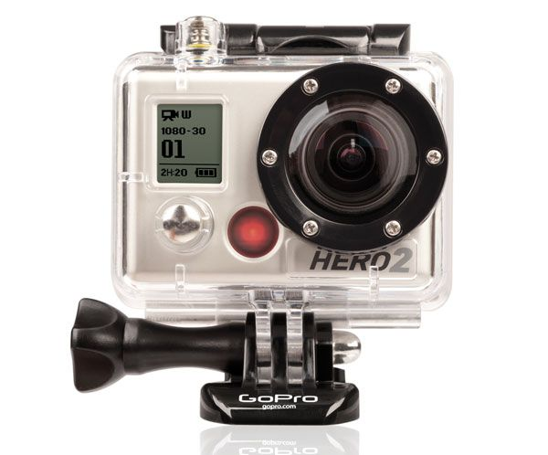 GP never fails. No matter how bad I wreck, it's still filming. Hero 3 will dial 911 for you!