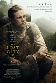 The Lost City Of Z Full Movie Watch online, The Lost City Of Z Watch Online, The Lost City Of Z Movie Watch