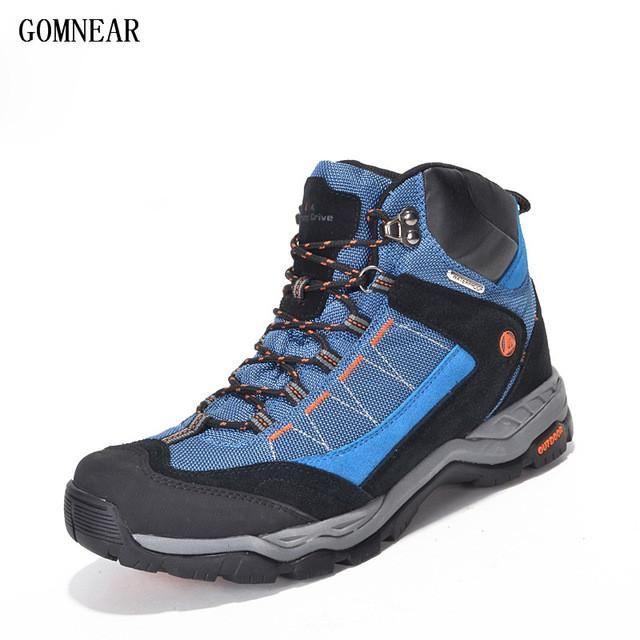 Men's And Women's Waterproof Hiking Boots