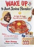 Loved Aunt Jemina brand advertising