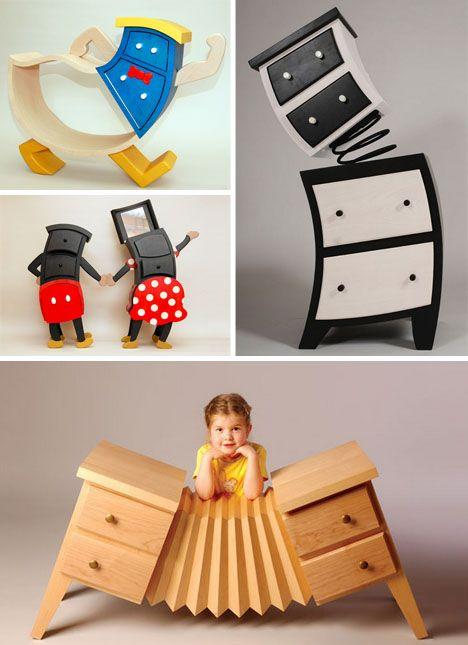absurd custom childrens furniture