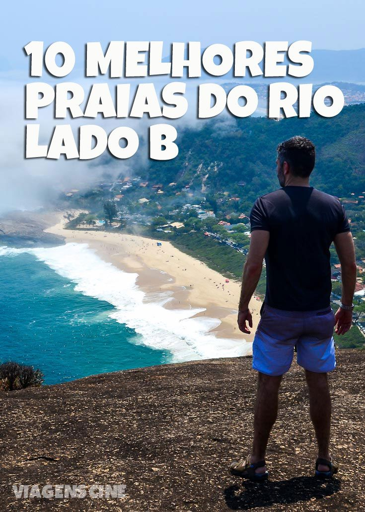 10 Melhores Praias do Rio de Janeiro - Lado B (as Praias Menos Conhecidas do litoral do Estado de RJ)