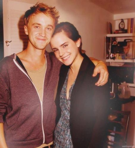 Tom and Emma! Can you two just get married and make beautiful babies already?!?!