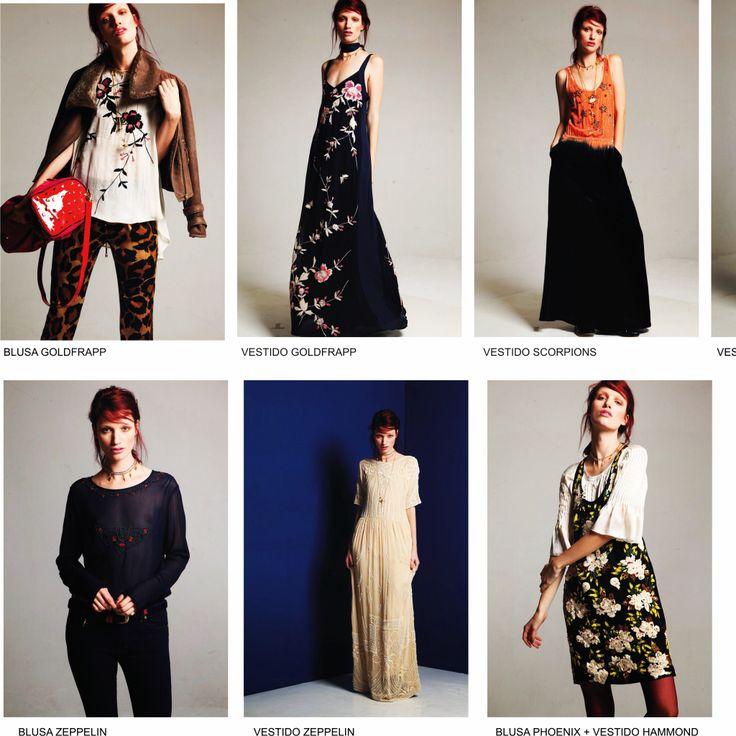 Coleccion vestidos
