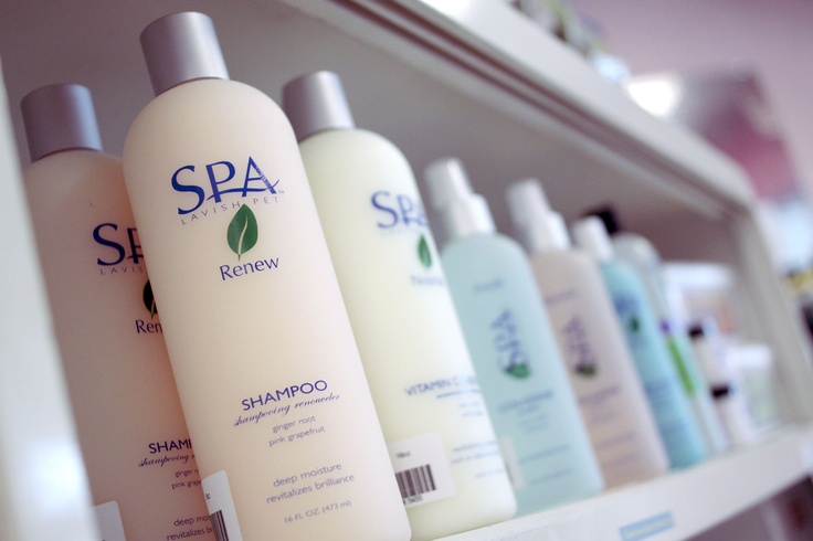SPA Lavish Pet Products - w/ UV protection