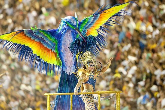 UAN Noticias/ Carnaval: Novembro 2012