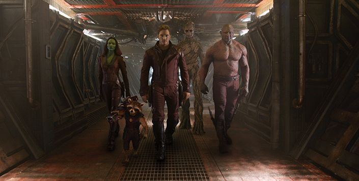 """""""Les Gardiens de la Galaxie"""", digne d'un Star Wars version Marvel ?"""