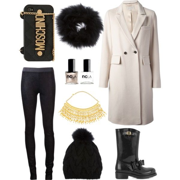 """Autumn is here - the golden season"" by stockholmmarket on Polyvore"