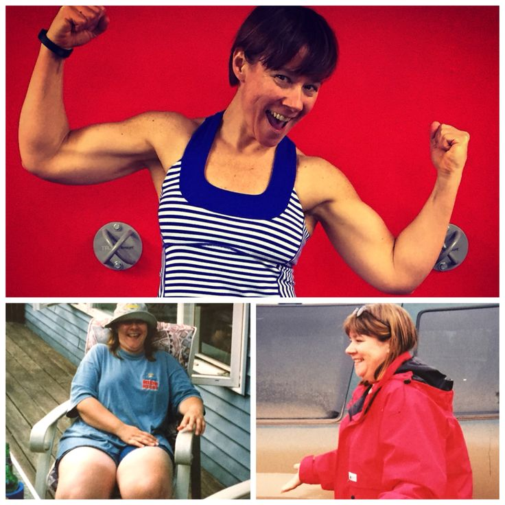 Deb McGlynns transformation.  No fad diets, cleanses or miracle products. Exercise, active family life and healthy eating is all it takes!