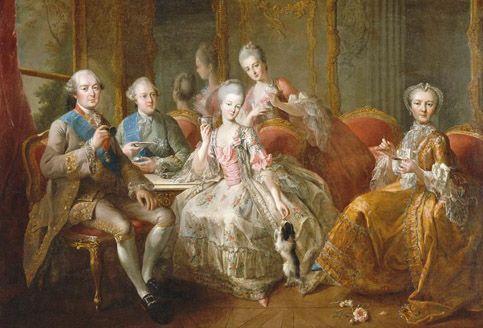 Caratteristiche e ruoli della nobiltà in Europa nel periodo barocco