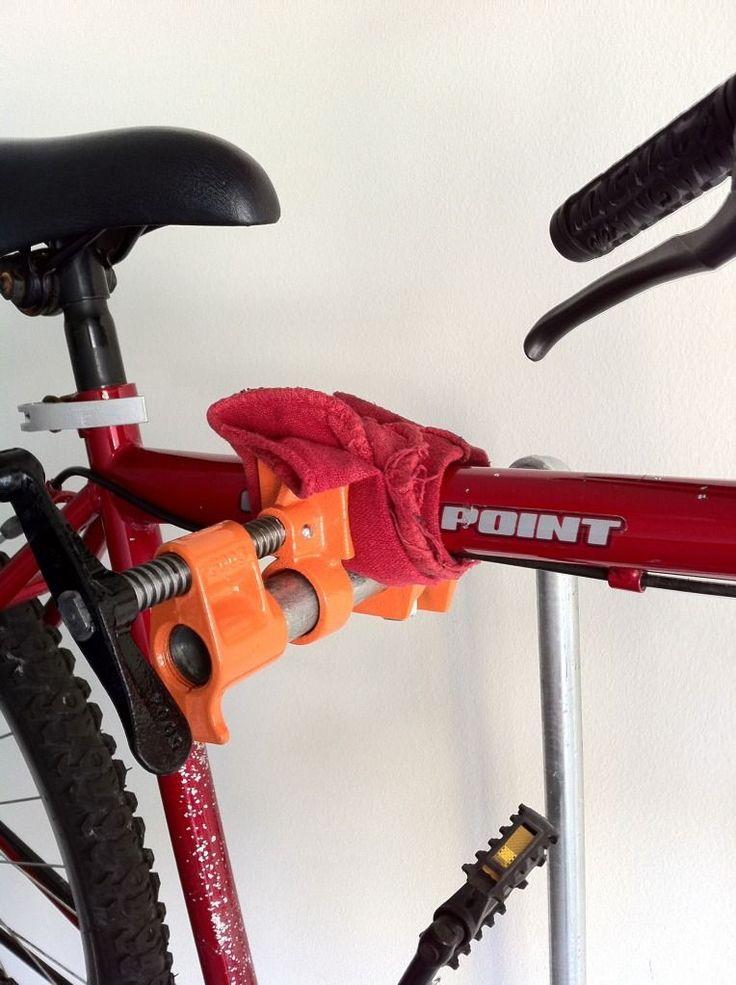 DIY Bicycle Repair Stand