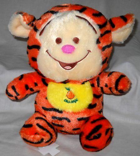 Boneka Baby Tigger Ney Duduk Spot Fruit 27 Cm  Kode Barang: 520218T  Harga: Rp. 44.000-  Buruan order melalui Toko Online BBM WhatsApp Line SMS Social Media Email dsb (Caranya bisa dibaca pada halaman cara belanja).