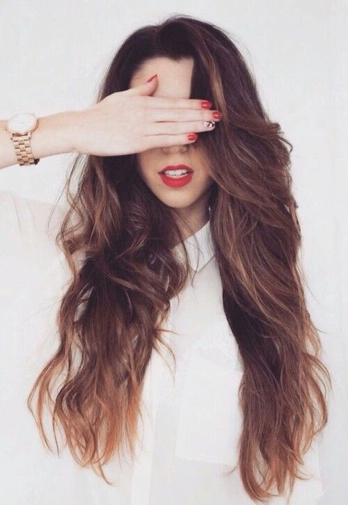 Pin by Daniela Sánchez on Me. | Pinterest | Long hairstyle ...
