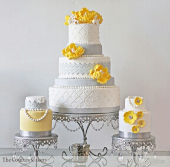 Wedding Ideas Gray And Yellow Wedding Ideas
