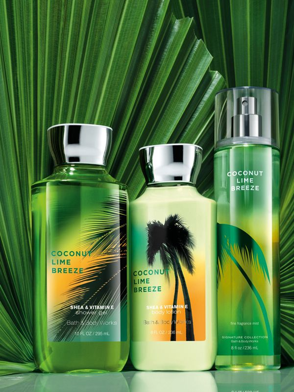 Tropical with a twist! Coconut Lime Breeze is a fresh mix of coconut water & lime blossom. #CoconutLimeBreeze