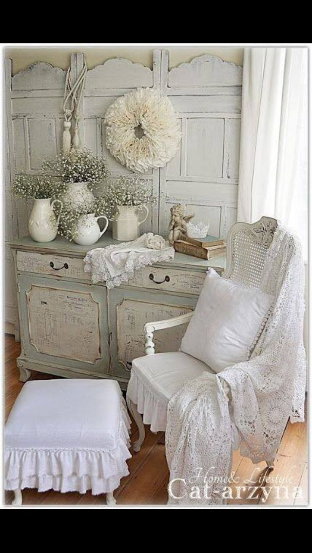 976 best Shabby Chic images on Pinterest Home ideas, Vintage - küche shabby chic