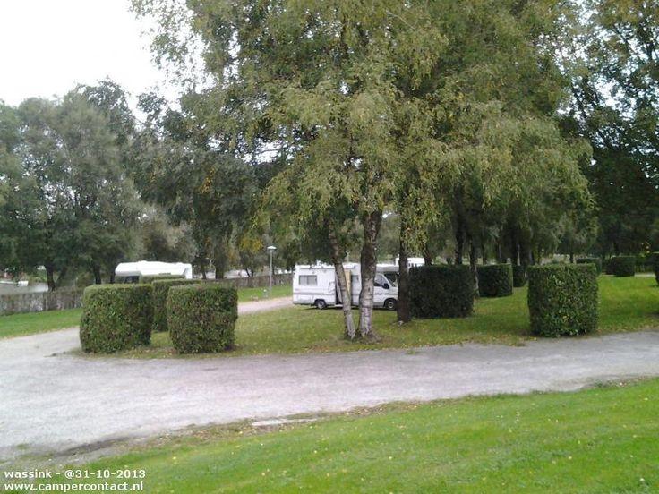 Aire De Camping Car La Ferriere Aux Etangs