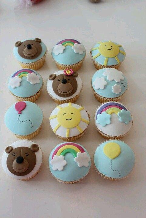 :) #cute #cupcakes #yummy