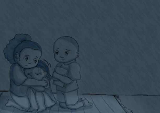 """""""In the eye of the hurricane there is quiet for just a moment."""" . Tiny Alex does…"""