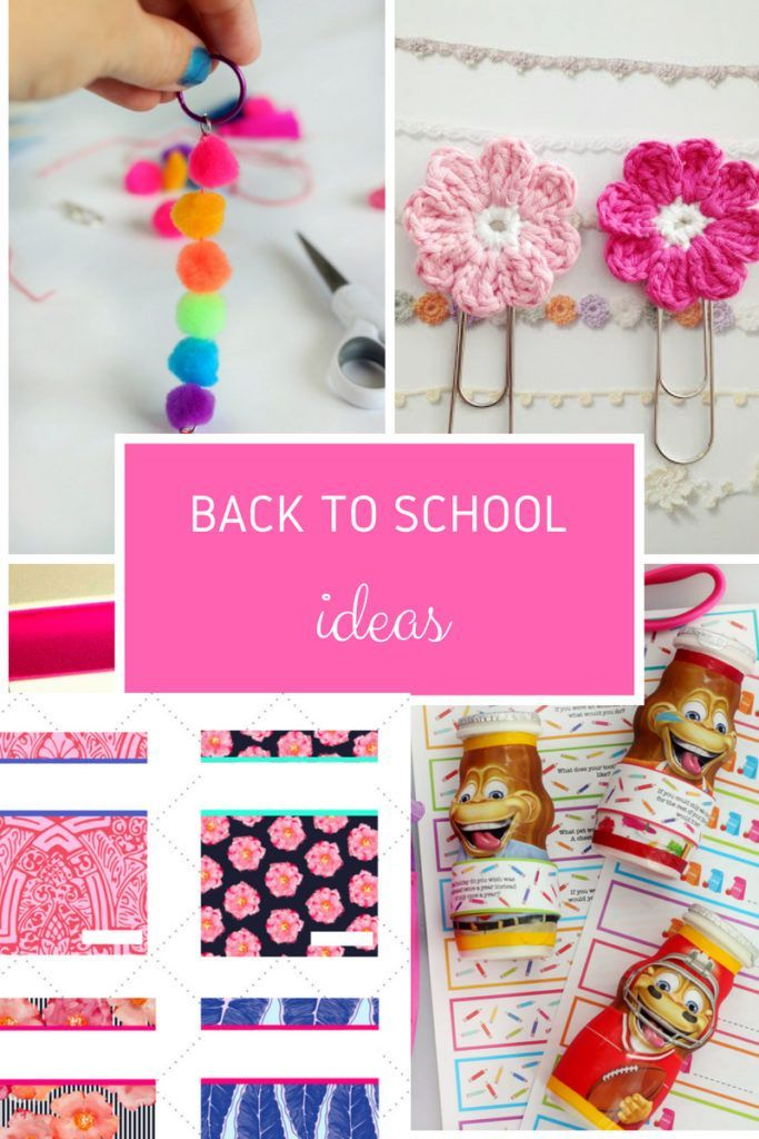 Creative Back To School Ideas Craft Projects For Adults Craft