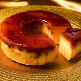 Madam brulee is a baumkuchen coated caramel sauce. マダムシンコ マダムブリュレ