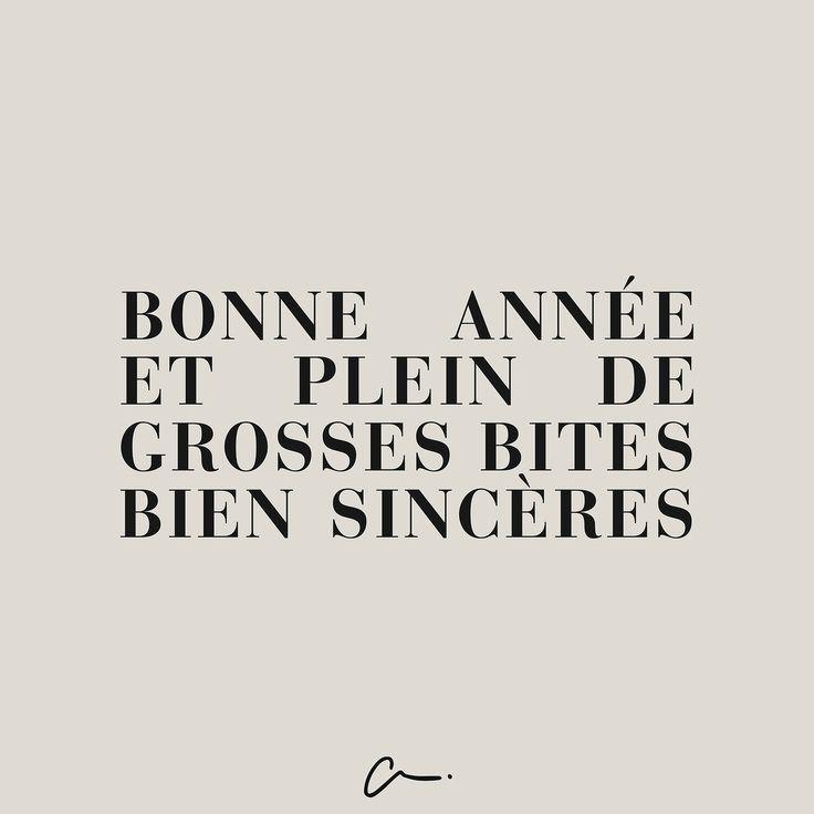 Bonne année et plein de grosses bites bien sincères #amour #LesCartons #BonNéné