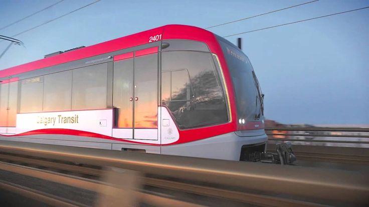 Calgary Transit - New CTrain design options